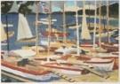 Jan Altink (1885-1971)  -  J. Altink/Paterswoldse Meer - Postcard -  A7110-1