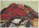 Jan Wiegers (1893-1959)  -  J. Wiegers/Corona dei pinci - Postcard -  A7121-1