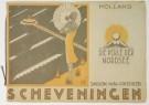 Louis C. Kalff (1897-1976)  -  L.Kalff/Omslag Scheveningen - Postcard -  A7142-1