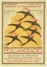 Louis C. Kalff (1897-1976)  -  L.Kalff/Affiche Holland Radio - Postcard -  A7146-1