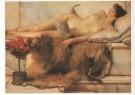 Sir L.Alma-Tadema(1836-1912)  -  Tepidarium, opus CCXXIX, 2 augustus 1881 - Postcard -  A7289-1