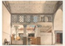 Sir L.Alma-Tadema(1836-1912)  -  Interieur van het huis van Caius Martius, 1901 - Postcard -  A7301-1