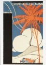 Jan Lavies (1902-2005)  -  J. Lavies/Folder Hotel Homann - Postcard -  A7453-1