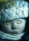 Anoniem  -  Kinderhoofdje Turkse muts - Postcard -  A7536-1