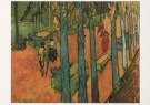 Vincent van Gogh (1853-1890)  -  Les Alyscamps, 1888 - Postcard -  A7575-1
