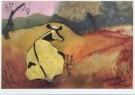 Milton Avery (1893-1965)  -  M.Avery/Burcolic Landsc/AKG - Postcard -  A7604-1