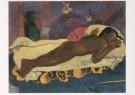 Paul Gauguin (1848-1903)  -  Spirit of the Dead Watching, 1892 - Postcard -  A7605-1
