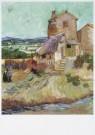 Vincent van Gogh (1853-1890)  -  The Old Mill, 1888 - Postcard -  A7608-1
