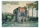 Michel de Klerk (1884-1923)  -  prijsvraag begraafplaats - Postcard -  A7614-1