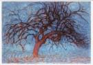 Piet Mondrian (1872-1944)  -  De rode boom, 1908 - Postcard -  A7758-1