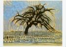 Piet Mondrian (1872-1944)  -  De blauwe boom, 1908/09? - Postcard -  A7761-1