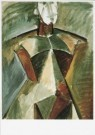 Pablo Picasso (1881-1973)  -  P.Picasso/Torse de Femme - Postcard -  A7775-1