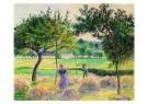 Camille Pissarro (1830-1903)  -  Bountiful Harvest - Postcard -  A7781-1