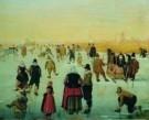 Hendrick Avercamp (1585-1634)  -  H.Avercamp - Postcard -  A7823-1