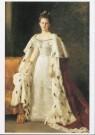 Therese Schwartze (1851-1918)  -  inhuldigingsporret Kongin Wilhelmina - Postcard -  A7870-1