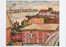 George Braque (1882-1963)  -  G.Brague/Antwerp - Postcard -  A7913-1