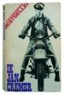 Jan Cremer (1940)  -  Omslag 'Ik J. Cremer' - Postcard -  A7972-1