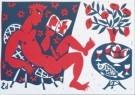 Eddy Varekamp (1949)  -  E. Varekamp/Man met sexboekje - Postcard -  A8033-1