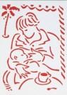 Eddy Varekamp (1949)  -  E. Varekamp/Ellie en Tommie - Postcard -  A8042-1