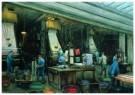 Herman Heijenbrock (1871-1948) -  Rouleaudrukkerij - Postcard -  A8097-1