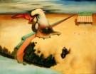 Johannes Moesman (1909-1988)  -  Overmorgen - Postcard -  A8104-1