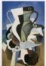 Diego M. Rivera (1886-1957)  -  D.M.Rivera/Still Life - Postcard -  A8136-1