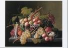 Severin Roesen (1815-1872)  -  S.Roesen/Still Life - Postcard -  A8158-1