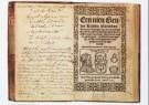 Anoniem  -  Geuzenliedboek, titelpagina, Een nieu Geusen liede - Postcard -  A8249-1