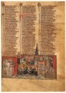 Jacob van Maerlant (1235-1300) -  J.van Maerlant/Spiegel/KB - Postcard -  A8250-1