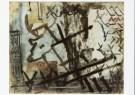 Bram Bogart (1921-2012)  -  Dierentekens, december 1951 - Postcard -  A8270-1