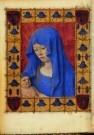 Jean Fouquet (ca.1420-1477/81) -  Getijdenboek - Postcard -  A8346-1