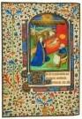 Jean Fouquet (ca.1420-1477/81) -  Geboorte Christus - Postcard -  A8371-1