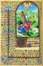 Jean Fouquet (ca.1420-1477/81) -  Verkondiging Herders - Postcard -  A8378-1