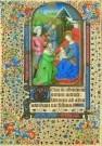 Jean Fouquet (ca.1420-1477/81) -  Aanbidding Koningen/KB - Postcard -  A8379-1