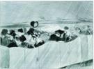 Honoré Daumier (1808-1879)  -  H.Daumier/een pleziertocht/GM - Postcard -  A8452-1