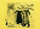 Paul Gauguin (1848-1903)  -  P.Gauguin/Joies de Bretagne/GM - Postcard -  A8454-1