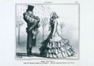 Honoré Daumier (1808-1879)  -  H.Daumier/Modes Nouvelles/GM - Postcard -  A8456-1