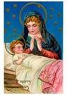 A.N.B.  -  Maria staat bij Jezus - Postcard -  A84586-1