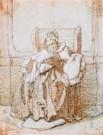 Alexander Hugo Bakker-Korff 1  -  La lecture - Postcard -  A8460-1