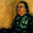 Charlie Toorop (1891-1955)  -  Vrouw uit gesticht - Postcard -  A8477-1