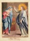 Anoniem  -  Annunciatie, Praag - Postcard -  A8582-1