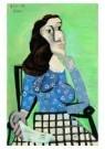 Pablo Picasso (1881-1973)  -  Femme dans un faute - Postcard -  A8715-1