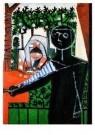 Pablo Picasso (1881-1973)  -  Devant le jardin - Postcard -  A8724-1
