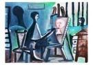 Pablo Picasso (1881-1973)  -  Le peintre - Postcard -  A8732-1