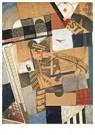 Theo van Doesburg (1883-1931)  -  La matière denaturalisée. Destruction 2, 1923 - Postcard -  A87469-1