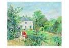 Edgar Tijtgat (1879-1957)  -  Het witte huis - Postcard -  A8752-1