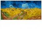 Vincent van Gogh (1853-1890)  -  Wheatfield with crows, 1890 - Postcard -  A87903-1