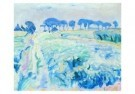 Jan Altink (1885-1971)  -  Landschap bij Ellerhu - Postcard -  A8856-1