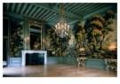 Max. van der Gught (1603-1689) -  Zaal met wandtekening - Postcard -  A8883-1