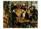 Isaac Israels (1865-1934)  -  Moulin de la Galette - Postcard -  A8970-1